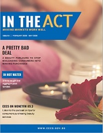 In The Act Issue 6